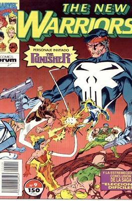 The New Warriors vol. 1 (1991-1995) (Grapa. 17x26. 24 páginas. Color. (1991-1995).) #9