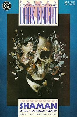Batman: Legends of the Dark Knight Vol. 1 (1989-2007) (Comic Book) #4