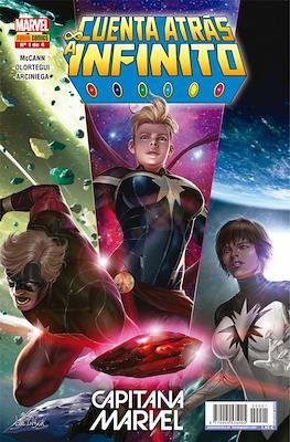Cuenta Atrás a Infinito: Héroes #1