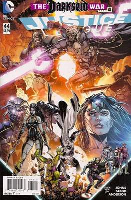 Justice League Vol. 2 (2011-2016) (Comic-Book) #44