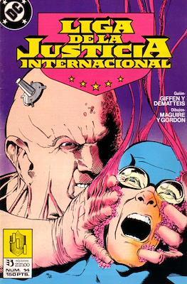 Liga de la Justicia / Liga de la Justicia internacional / Liga de la Justicia de America (1988-1992) #14