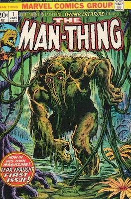 The Man-Thing Vol. 1 (1974-1975) (Comic Book) #1