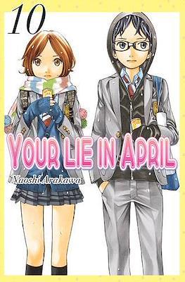 Your Lie in April (Rústica con sobrecubierta) #10