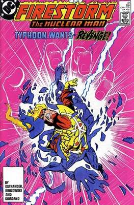 Firestorm Vol. 2 (Comic-Book) #61