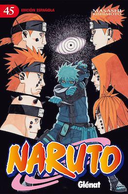 Naruto (Rústica con sobrecubierta) #45