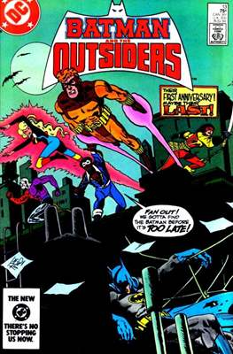 Batman and the Outsiders (1983-1987) (Comic Book) #13