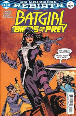 Batgirl and the Birds of Prey (2016-2018) (Grapa) #6