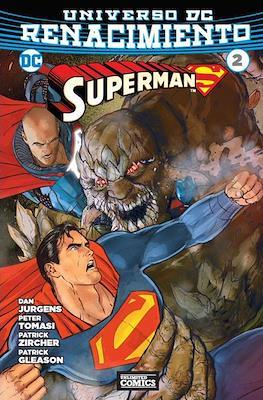 Superman: Renacimiento (Rústica) #2