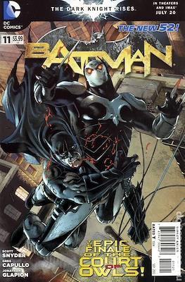 Batman Vol. 2 (2011-2016 Variant Covers) (Comic Book) #11