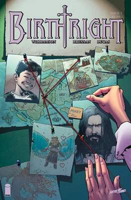 Birthright (Comic-book) #7
