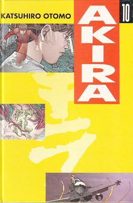 Akira (Cartoné, 180 páginas) #10
