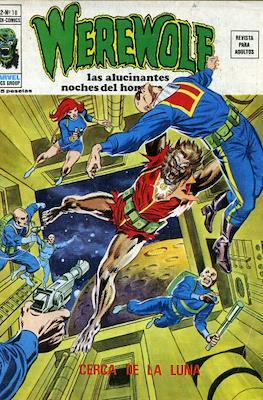 El Hombre Lobo / Werewolf (1974-1976) (Rústica 40 pp) #18