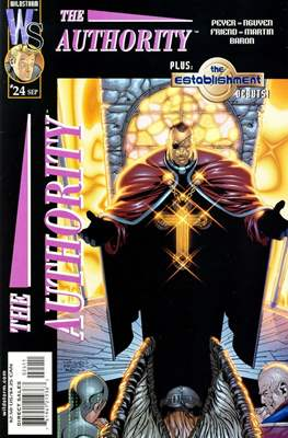 The Authority Vol. 1 (Comic Book) #24