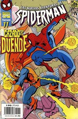 Las nuevas aventuras de Spiderman #11