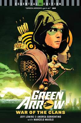 Green Arrow: War of the Clans - DC Essential Edition