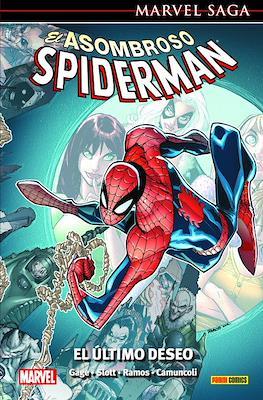 Marvel Saga: El Asombroso Spiderman (Cartoné) #38
