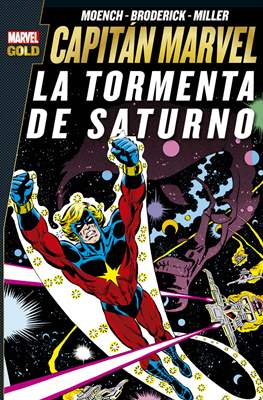 Capitán Marvel. Marvel Gold #6