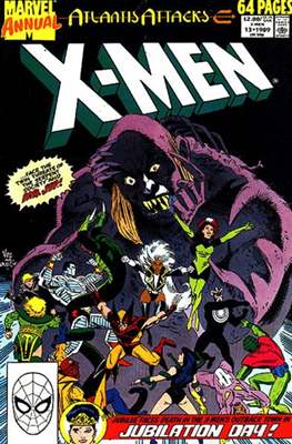 Uncanny X-Men Vol. 1 Annuals (1963-2011) (Comic-Book) #13