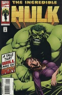 The Incredible Hulk Vol. 1 (1962-1999) (Comic Book) #429