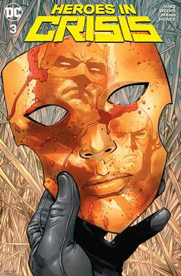 Heroes in Crisis (Comic Book) #3