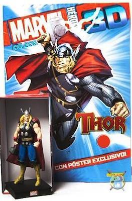 Marvel Héroes 3D - Colección Oficial (Grapa) #5