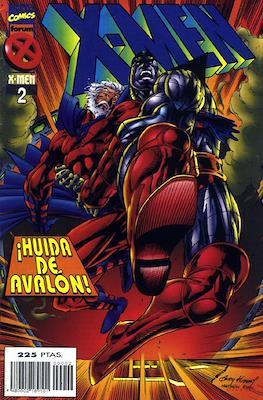 X-Men Vol. 2 / Nuevos X-Men (1996-2005) #2