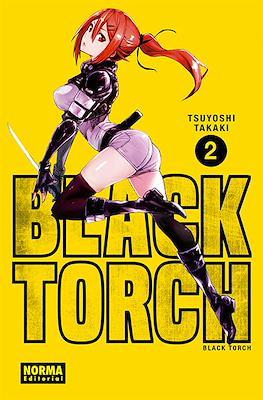 Black Torch (Rústica con sobrecubierta) #2