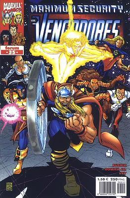 Los Vengadores vol. 3 (1998-2005) (Grapa. 17x26. 24 páginas. Color. (1998-2005).) #35