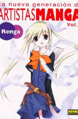 La nueva generación de artistas manga (rústica con sobrecubierta) #3