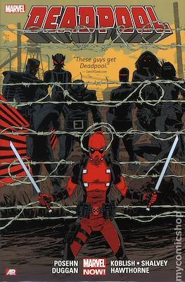 Deadpool by Posehn & Duggan (Hardcover 280-296-304 pp) #2