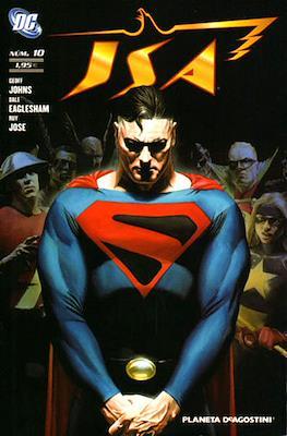 JSA (2007-2010) (Grapa, 24 páginas) #10