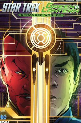 Star Trek Green Lantern Vol. 2: Stranger Worlds (Comic Book) #5