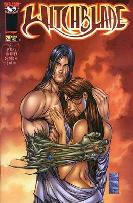 Witchblade (Comic Book) #20