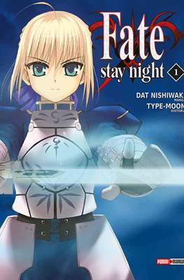 Fate Stay Night (Rústica con sobrecubierta) #1