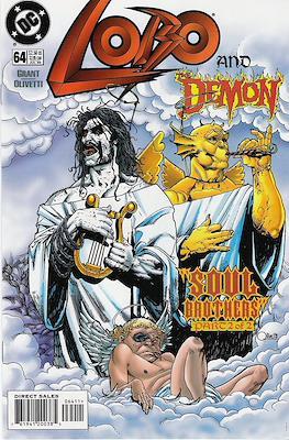 Lobo Vol. 2 (1993 - 1999 Grapa) #64