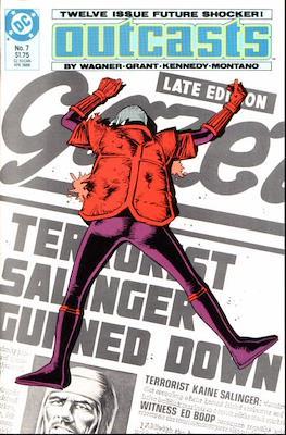 Outcasts Vol. 1 (1987-1988) #7