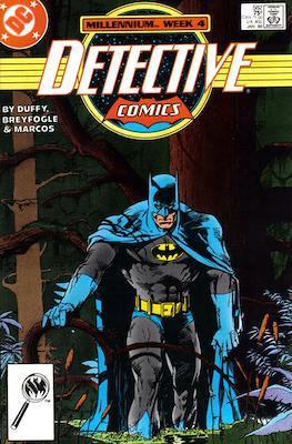 Detective Comics Vol. 1 (1937-2011; 2016-) (Comic Book) #582