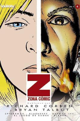 Zona Cómic (Grapa) #4