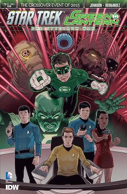 Star Trek/Green Lantern: The Spectrum War (Comic-Book/Digital) #1