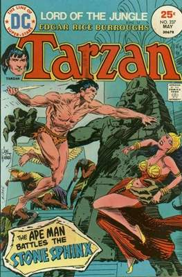 Tarzan (Comic-book) #237