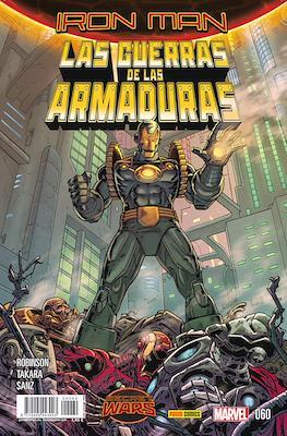 El Invencible Iron Man Vol. 2 (2011-) (Grapa - Rústica) #60