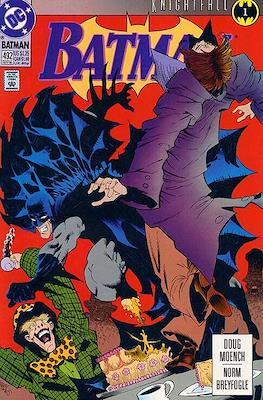 Batman Vol. 1 (1940-2011) (Comic Book) #492