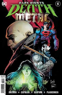 Dark Nights: Death Metal (Comic Book) #5
