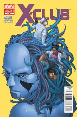 X-Club (Comic Book) #3