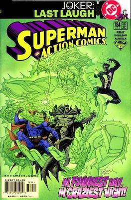 Action Comics Vol. 1 (1938-2011; 2016-) (Comic Book) #784