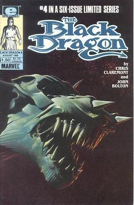 The Black Dragon (Grapa) #4