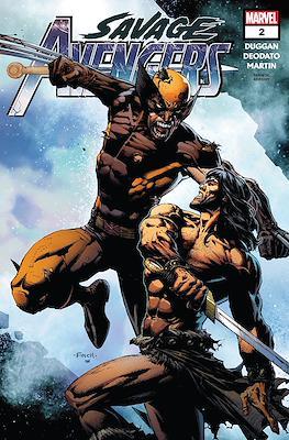 Savage Avengers (Comic Book) #2