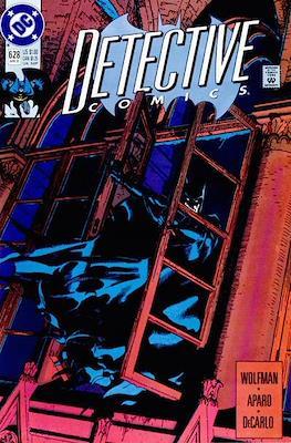 Detective Comics Vol. 1 (1937-2011; 2016-) (Comic Book) #628