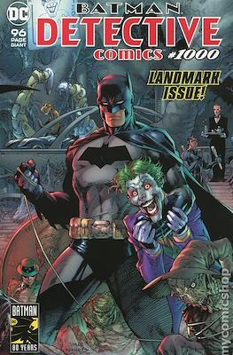 Detective Comics Vol. 1 (1937-2011; 2016-) #1000
