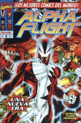Alpha Flight Vol. 2 (1998-1999) #1